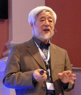 April 25: A Talk  by Mr. Hiroshi Kawamura